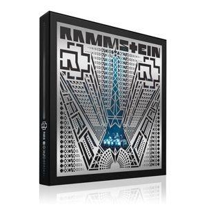 """RAMMSTEIN """" Paris """" auf Vinyl  (Deluxe Box im LP-Format inkl. 4 LPs, 2 CDs, Blu-ray) für 57,99 €"""