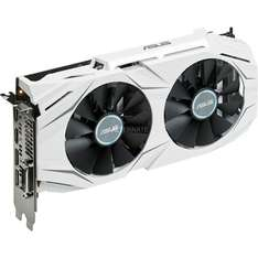 ZackZack Angebot: ASUS GeForce GTX 1060 DUAL OC 3 GB