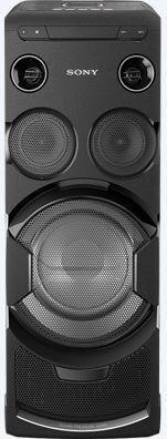 Sony MHC-V77D One Box Soundsystem (1440 Watt Ausgangsleistung, Mega Bass, USB, Bluetooth, NFC) schwarz