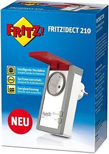 (ebay) AVM Fritz!DECT 210 (SmartHome-Steckdose Innen & Außen) inkl. VSK