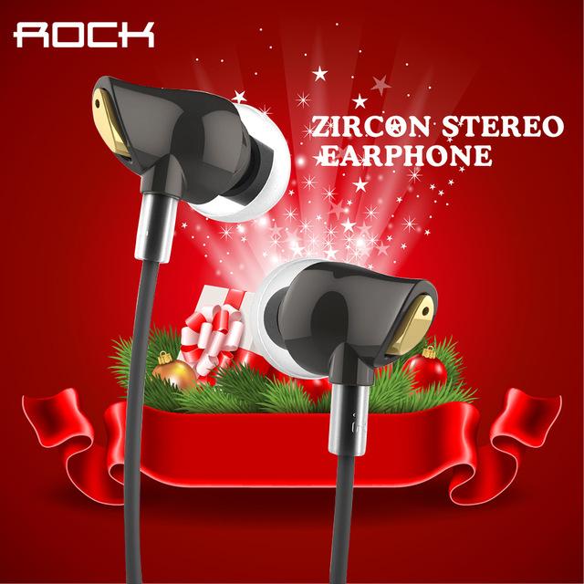 [AliExpress 7th Sale] Rock Zirkon In-Ears für 8,29€ oder 7,80€ (AliApp) VSK-frei