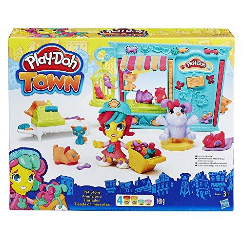 Hasbro Play Doh Town Tierladen (Knete) für 6,90€ mit [Amazon Prime]