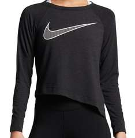 40% Rabatt auf alle NIKE-Artikel bei Mysportswear, Vol. II, z.B. NIKE Sweatshirt - Training LS Top für 23,99€ statt 38€