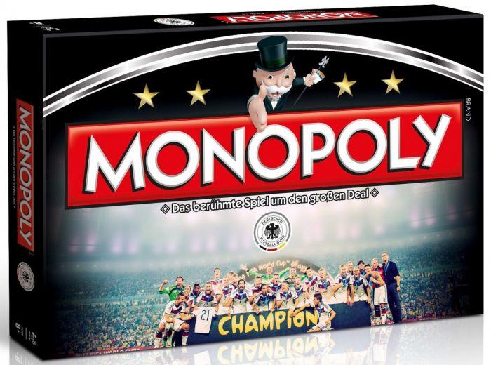 Hasbro Monopoly Die Mannschaft für 15,12€ (Top12)