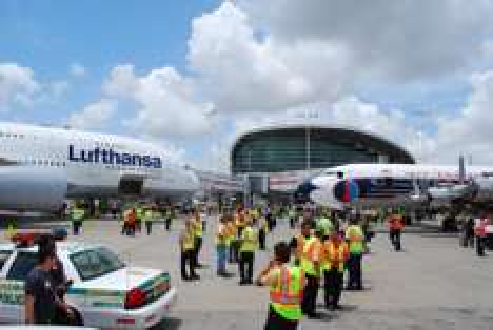 Miami mit Lufthansa ab Stuttgart ab 429 Euro (Mai,Juni,September) ab Berlin 418 Euro ab Frankfurt ab 459 Euro, teilweise A380