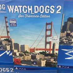 [Media Markt Eiche] Watch Dogs San Francisco Edition PS4/ XBOX ONE