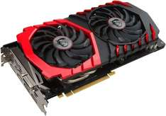 [rakuten.de] MSI GeForce GTX1060 Gaming X 6G 6GB