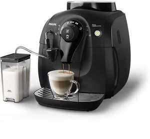 Kaffeevollautomat bei eBay WOW - PHILIPS 2100 series HD8652/91 - Milchaufschäumer
