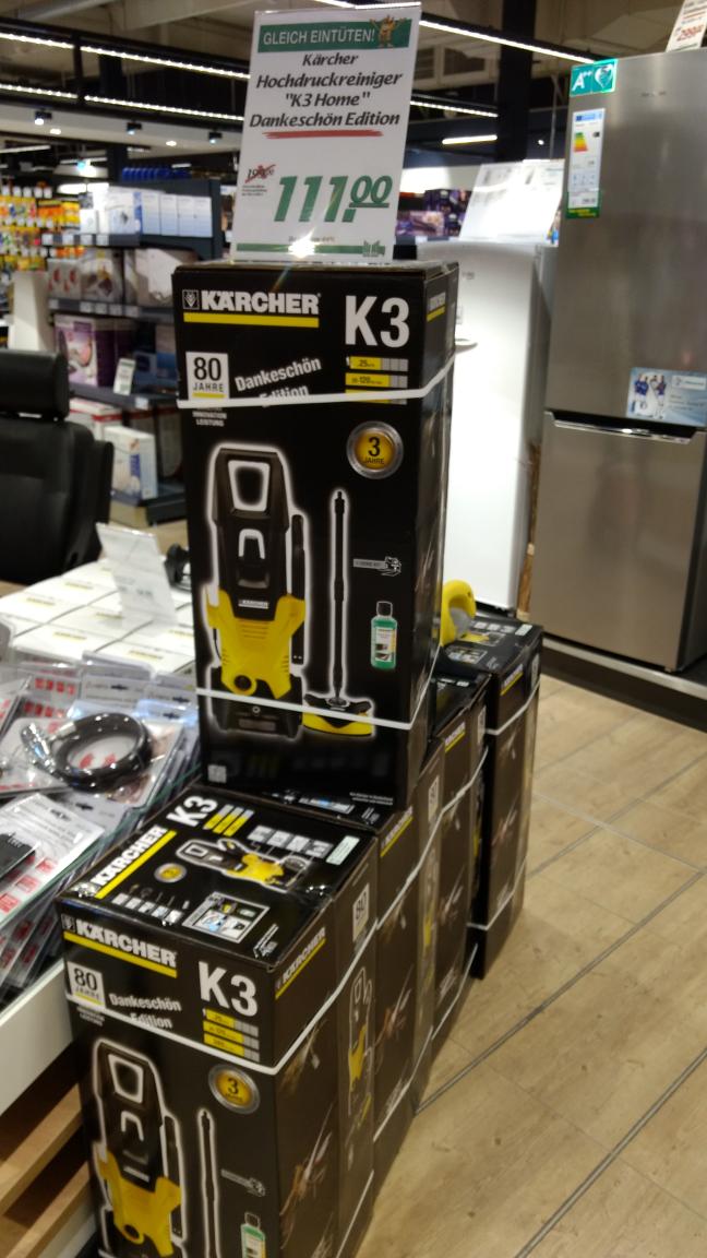 [Lokal Marktkauf Bielefeld] Kärcher K3 Home für 111 Euro