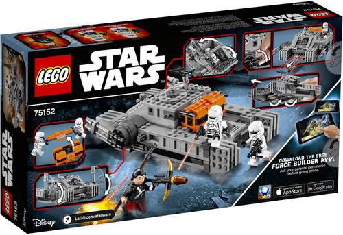 LEGO Star Wars - 75152 - Imperial Assault Hovertank für 25,99€ + LEGO NINJAGO - 70603 - Kommando-Zeppelin für 21,44€ bei [windeln.de]