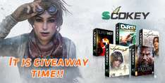 Giveaway bei [SCDKey] [Steam] - z.B. Superhot, Lords of the Fallen: Deluxe Edition u.a. (zufallsbedingte) Spiele kostenlos