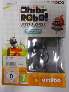 ebay - Chibi-Robo Bundle für Nintendo 3DS - Spiel inklusive AMIIBO Figur