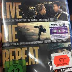 "(Lokal Saturn Stuttgart) Blu-Ray + 3D""Edge of Tomorrow"" für 5,- Euro"