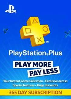 [press-start.com] PS Plus 365 Tage 40,49 Euro (AT und DE)