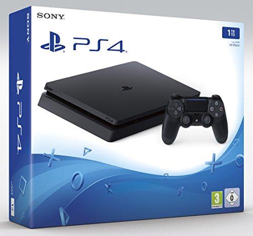 PS4 Slim 1TB + 3 Monate PS+ für 229€ [Amazon]