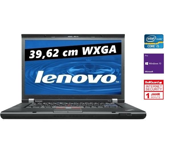 Lenovo ThinkPad T530 (gebraucht - Klasse1) leichte Gebrauchsspuren