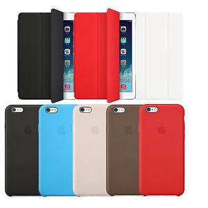 versch. Apple Case für iPad Air, Air 2 iPhone 6, iPhone 6 Plus @ ebay WoW (fonesearch)