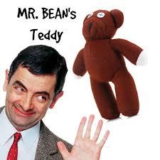 Mr. Bean Plüsch Teddy (22cm) für 1,24€ bei Yoshop