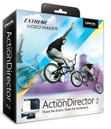 CyberLink ActionDirector Ultra 2 kostenlos