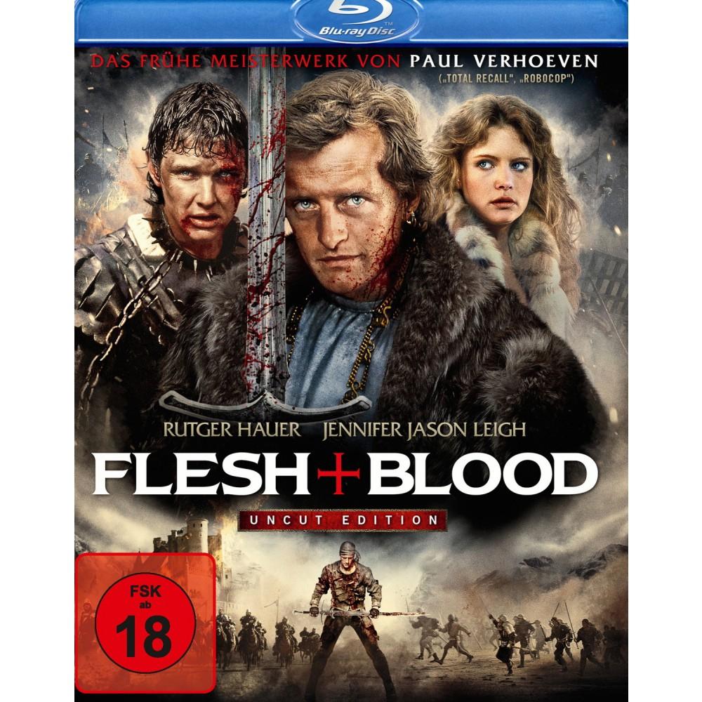 Flesh + Blood (Blu-ray) für 4,99€ bei Müller