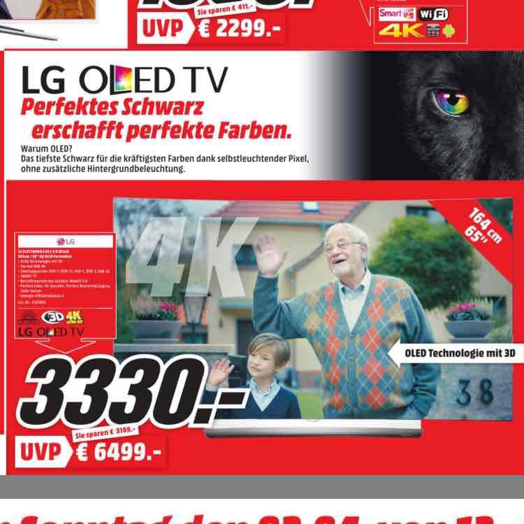[Media Markt Lokal] Update: LG 65C6D Oled Worms