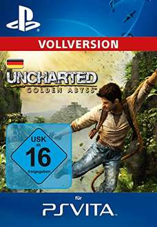 Uncharted Golden Abyss für Playstation Vita [Download Code]