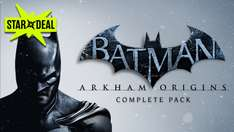 Batman Arkham Origins - Complete Pack für 4,99€ [Bundle Stars] [Steam]