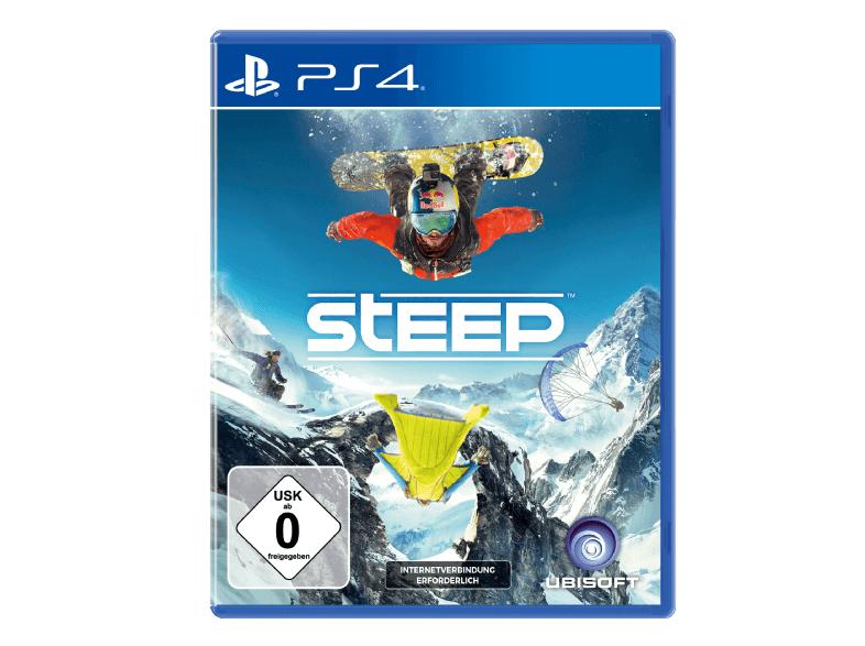 Steep (PS4 / XBO) für 24,99€ versandkostenfrei [Saturn]