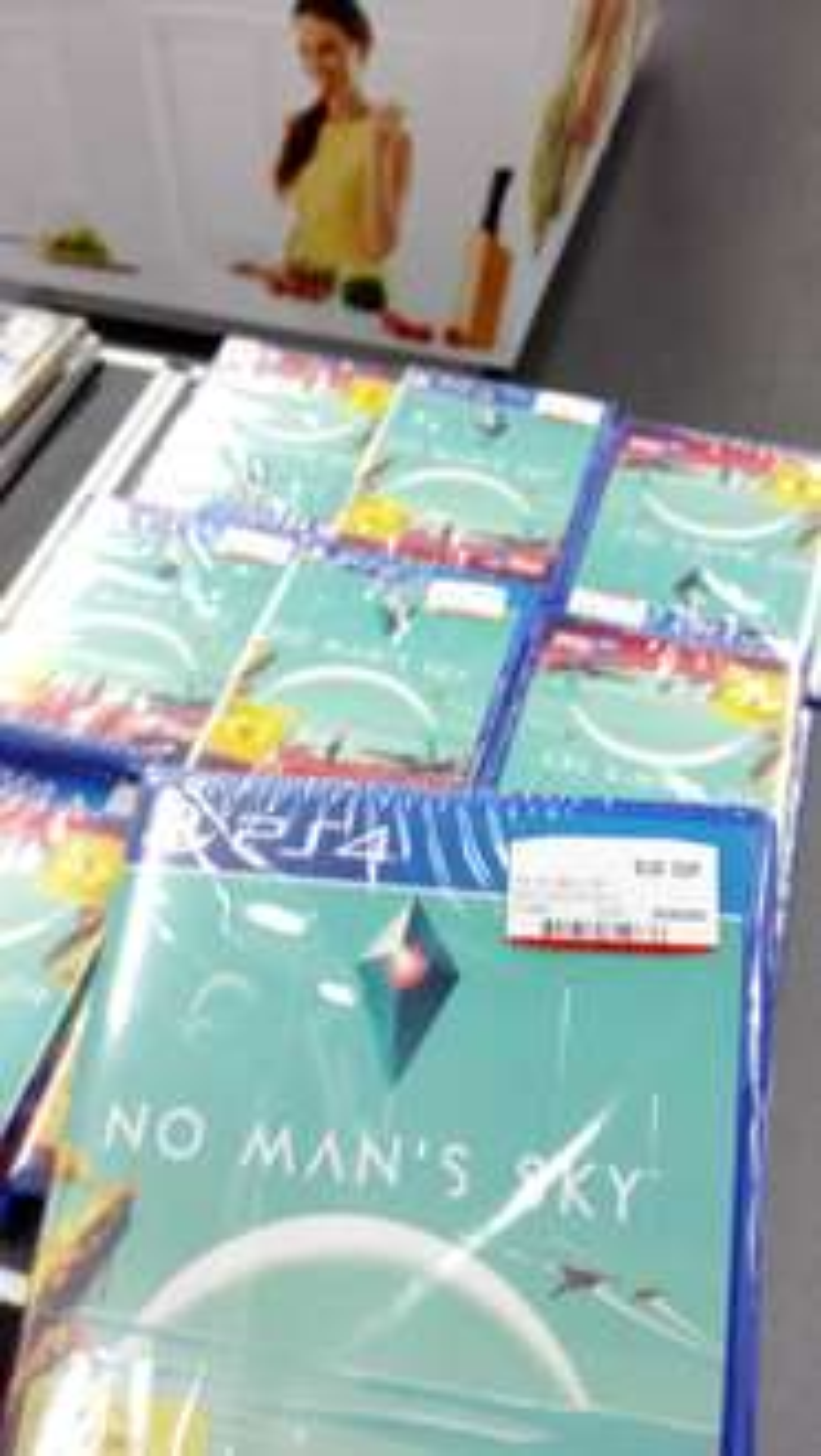 [Regensburg] No Man's Sky (PS4) für 10 € !