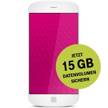 Info: Telekom MagentaMobil Start Prepaid mit bis zu 15GB LTE (im ersten Monat) bei 300Mbit/s | D1-Netz Telefon-/SMS Flat | 0,09€/min/SMS in andere Netze 14,95€ für 4 Wochen inkl. Hotspot Flat
