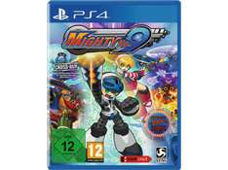 [Saturn.de] Mighty No.9 - Ray-Edition (PS4 & Wii U <- auch bei Amazon) für 5€ inkl. VSK / 4,99€ (PC)
