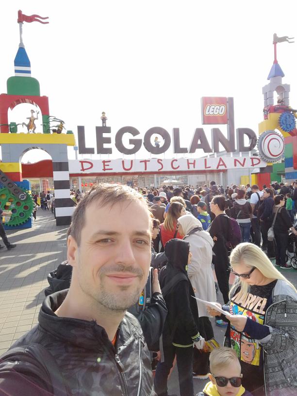 Legoland für Kinder an Ostern gratis