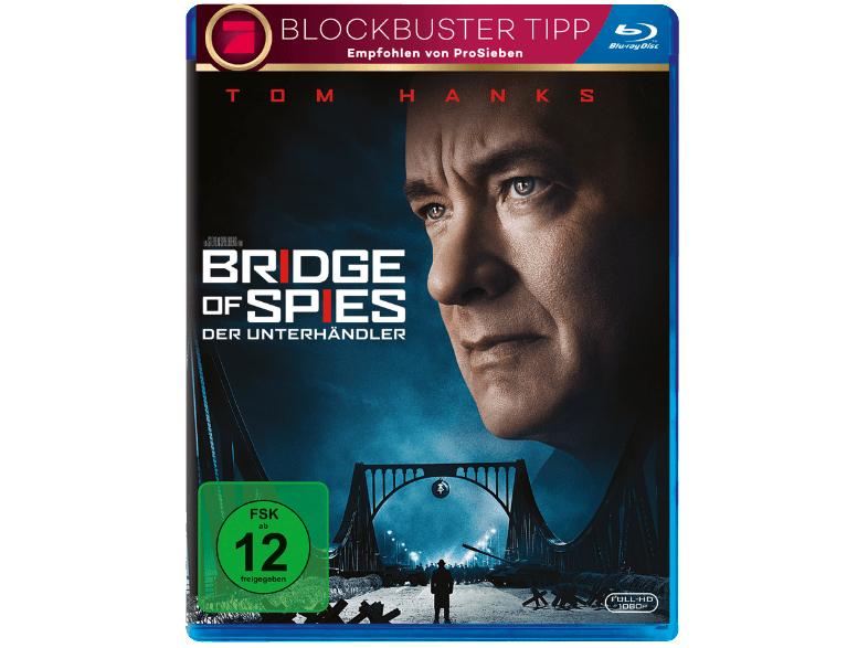 Bridge of Spies von Steven Spielberg bei Saturn.de und Amazon.de für 4,99€