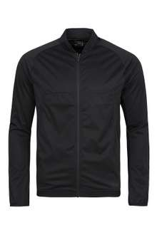 JACK & JONES Tech JJTVENTED Funktionsjacke in schwarz @outlet46