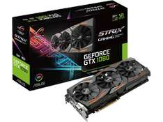 Asus ROG Strix GeForce GTX 1080 Advanced für 544€ [Saturn.at]