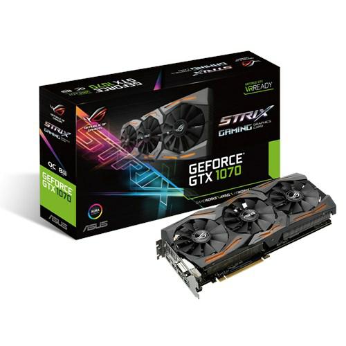 Asus GeForce GTX 1070 Strix OC