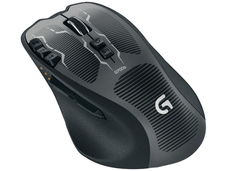 Logitech G700s Gaming Mouse Kabellos Mediamarkt Österreich