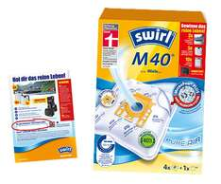 Swirl Staubsaugerbeutel kaufen und gratis Travel Bag als sicheren Sofortgewinn erhalten