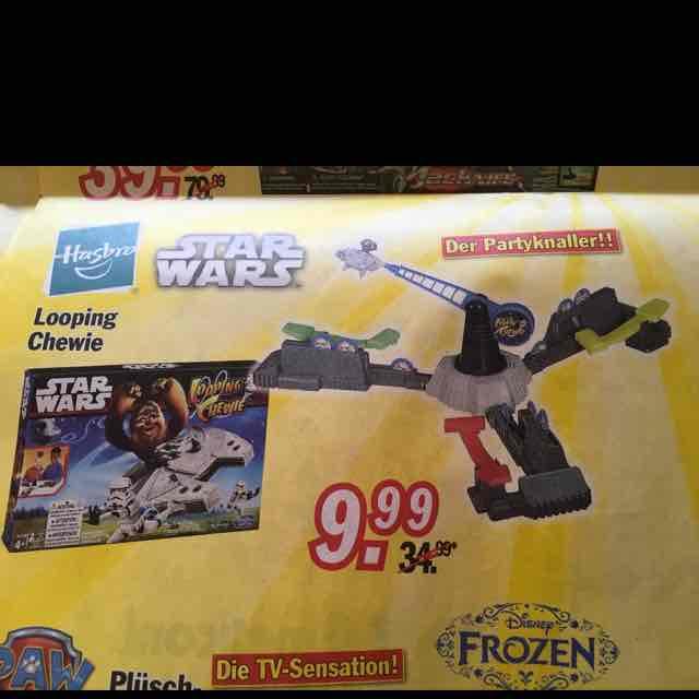 [Zimmermann] Star Wars Looping Chewie Trinkspiel