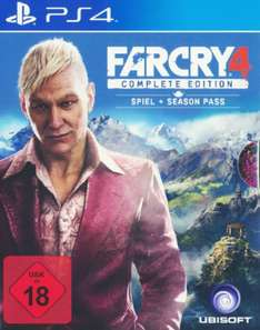 Far Cry 4 - Complete Edition (PS4) [Real]