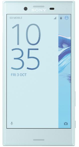 SONY Xperia XCompact 32 GB 4,6 Zoll Blau [Mediamarkt] [Ebay] [Amazon]