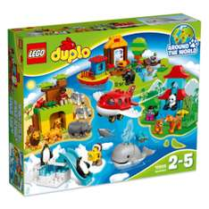 [real] - LEGO Duplo - Around the World inkl. VSK
