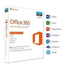 Microsoft Office 365 Home 5PCs/MACs - 1 Jahresabonnement