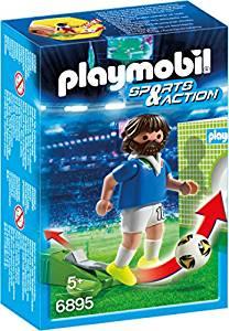 [Metro - lokal Aachen, ggf. Deutschlandweit] Playmobil Fußballspieler Italien 6895
