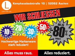 [lokal Aachen] Lust4Life: 20% auf Spielwaren, auch Lego und Playmobil