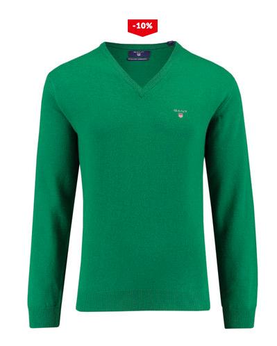 10% extra Rabatt auf Pullover & Sweatshirts bei Engelhorn, z.B. Gant Pullover aus 100% Wolle in 3 Farben für 39,86€ statt ca. 70€ *UPDATE*