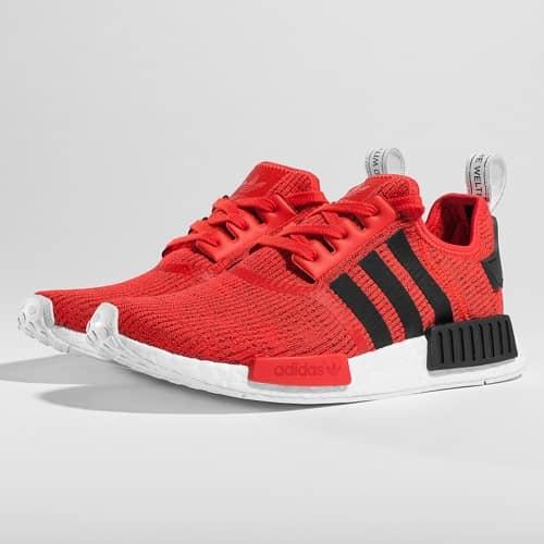 adidas NMD_R1 in rot von 139,99 € auf 99,99 € runtergesetzt