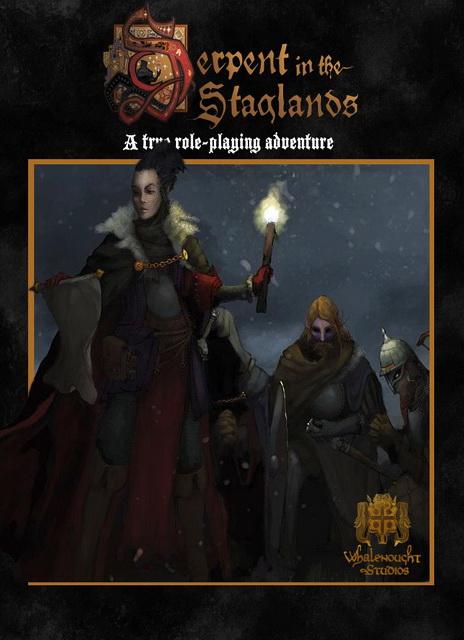 Serpent in the Staglands für 6,39€ [GOG] [RPG]