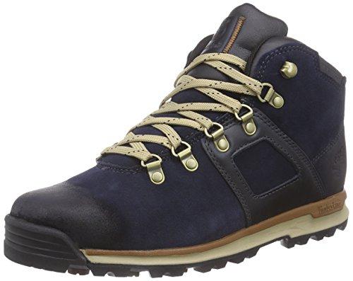 [Amazon] Timberland GT Scramble Mid Leather Herren Boots (blau/navy) Größe 41-44,5