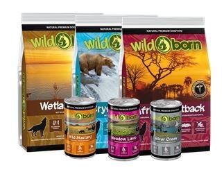 Wildborn Hundenahrung: 3 x 500g Trockenfutter für 5€ und gratis dazu 3 x 400g Dosen